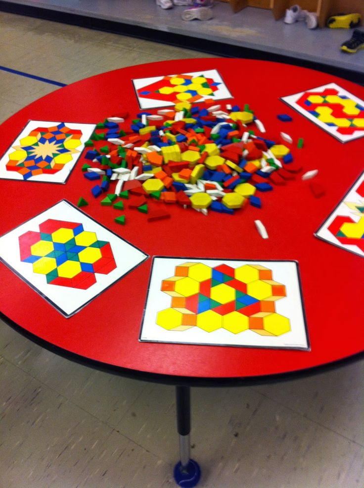 Exploration des formes géométriques