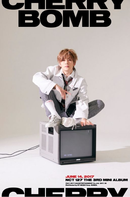 NCT 127 unveiled individual cuts of Jaehyun, Yuta, and Haechanfor 'Cherry Bomb'.Taeyong, Win Win, and Doyoungwere the first members up in …