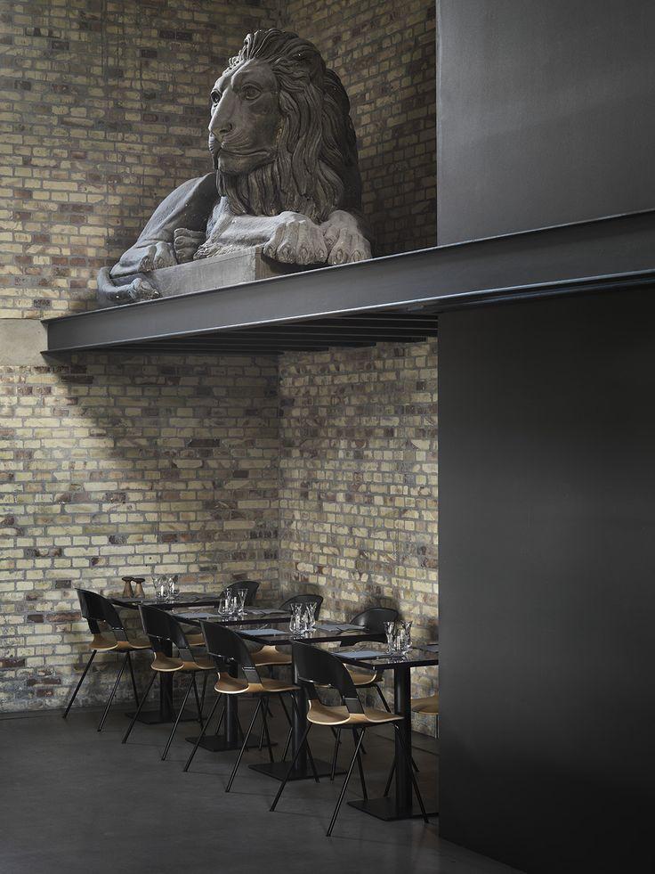 Fritz Hansen - NEW CHAIR. Pair™ - designed by British industrial designer Benjamin Hubert.