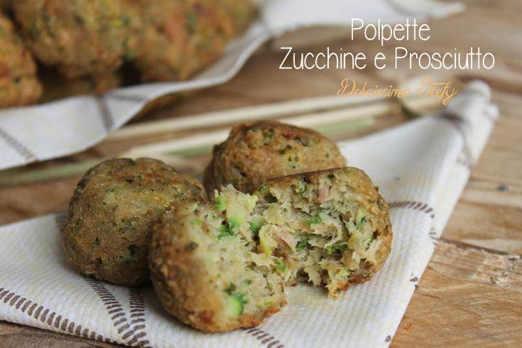 Polpette+Zucchine+e+Prosciutto+cotto