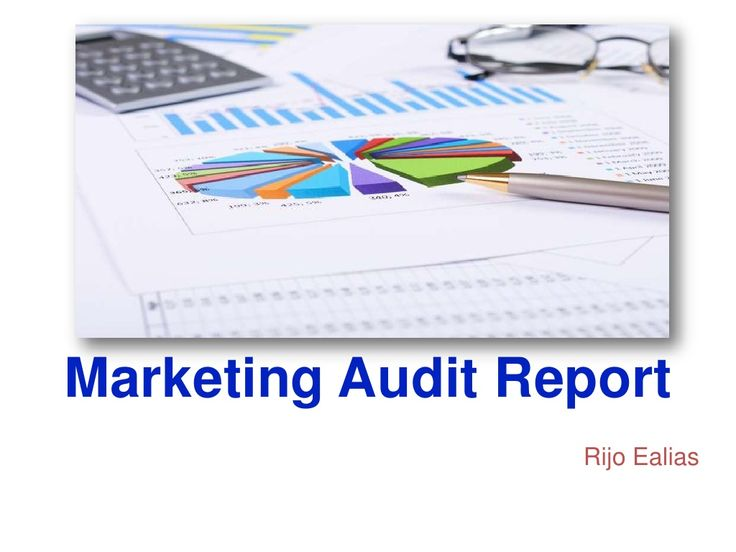 Marketing Audit Report - Chocolate and biscuit brands in U.A.E. by Rijo Ealias via slideshare