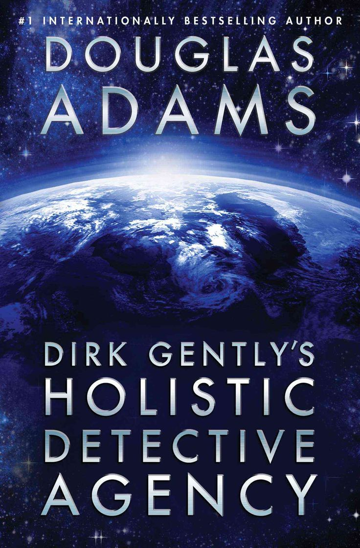 From Douglas Adams, the legendary author of one of the most beloved science fiction novels of all time, The Hitchhikers Guide to the Galaxy , comes a wildly inventive novelin trade paperback for the f
