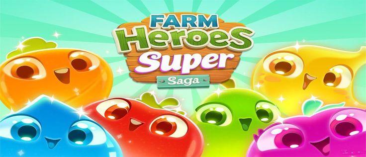Hack para Farm Heroes Saga Super