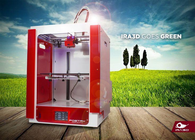 L'evoluzione del concetto di sviluppo sostenibile nella stampa3D