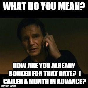Liam Neeson Taken Meme Generator - Imgflip