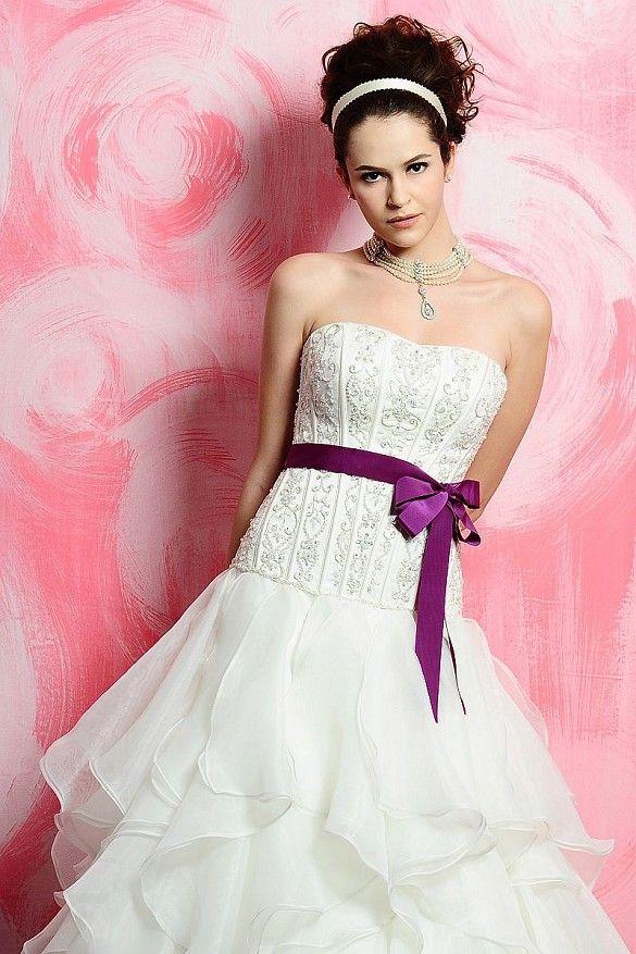 17 best Eden Bridals Vestidos de novia images on Pinterest | Wedding ...