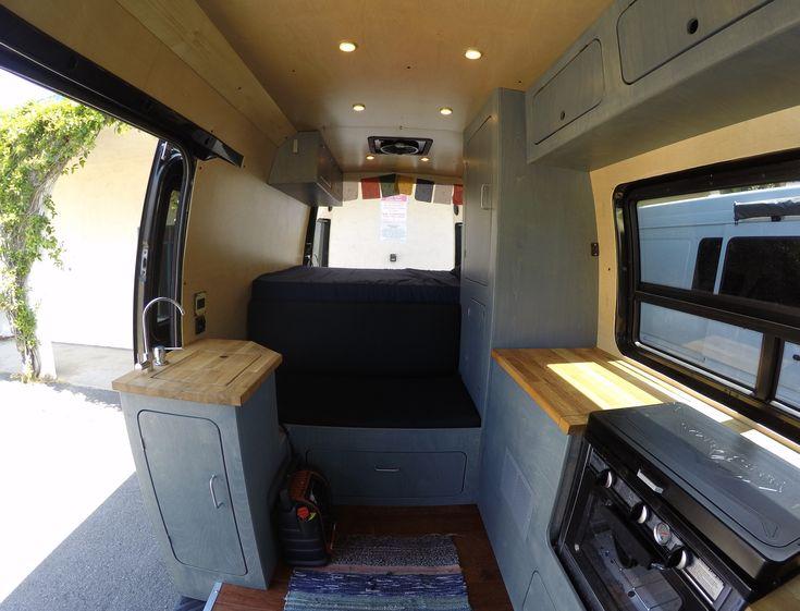 Vancraft   Sprinter Camper Van Sales and Rentals