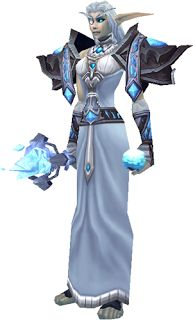 Couleur's World of Warcraft Transmogrify Database | Transmog Sets | WoW Xmog: Priestess of the full moon