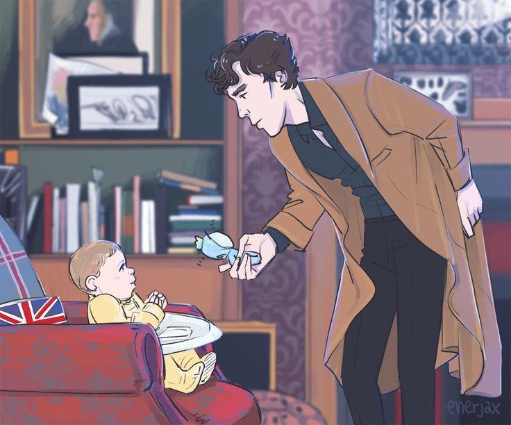 "enerjax: "" ""It's not a game, Sherlock!"" Well yeah,, yeah it kinda is :B """