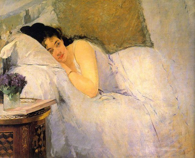 Appuntario: Camere con Vista : la condizione delle donne nei dipinti d'interni