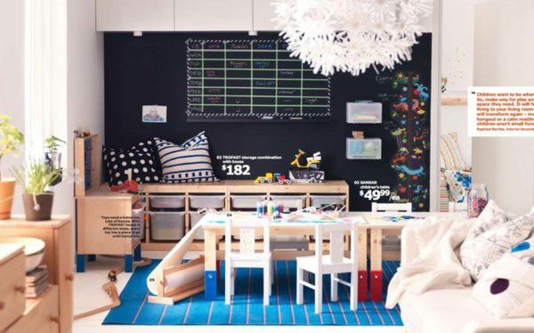 IKEA catalog trends ideas inspiration nursery table
