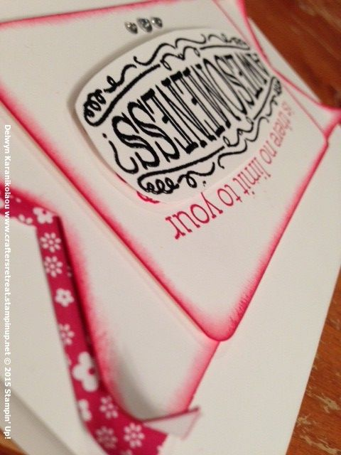 Stampin' Up! Demonstrator