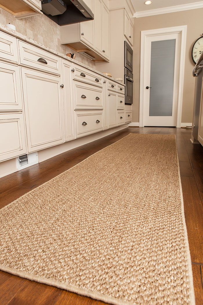 Delightful Our Munich Weave Makes A Beautiful Kitchen Runner!