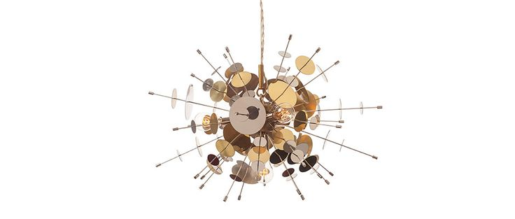 Confetti Pendant, Avram Rusu Studio