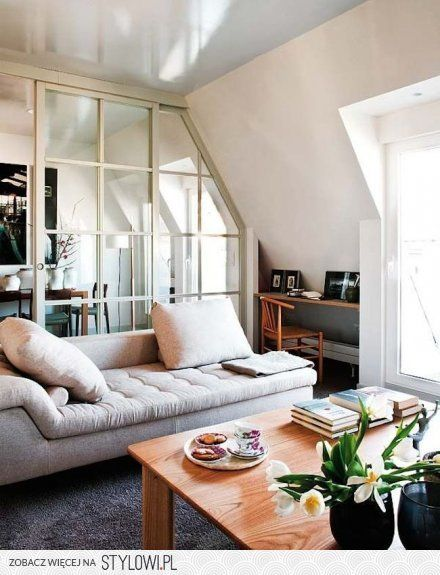 Interior Design | Industrial Loft - DustJacket Attic na Stylowi.pl