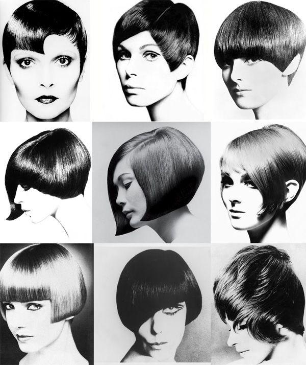 Vidal Sassoon: The original in geometric haircutting