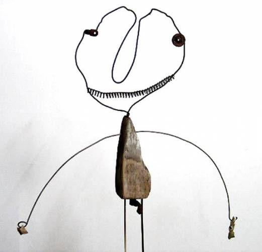Christian Voltz / Personnage - (figure)