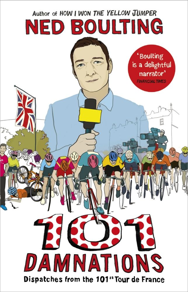 Join Ned Boulting as he reports on his dozen-th Tour de France, an event in which blokes do amazing things on bikes, and, we're oft told, the biggest annual sporting event in the world. 101 Damnations is a chance to relive th...
