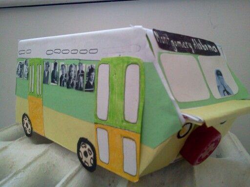 Rosa Parks Bus Boycott Project