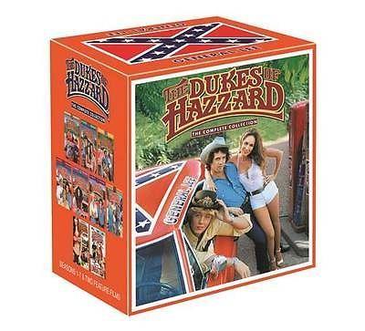 Dukes of Hazzard The Complete TV Series Collection DVD Set Seasons 1 2 3 4 5 6 7 #DukesofHazzard #dvd #newdvd #dvdmovies #movies #bluray #dvd2017 #newrelease