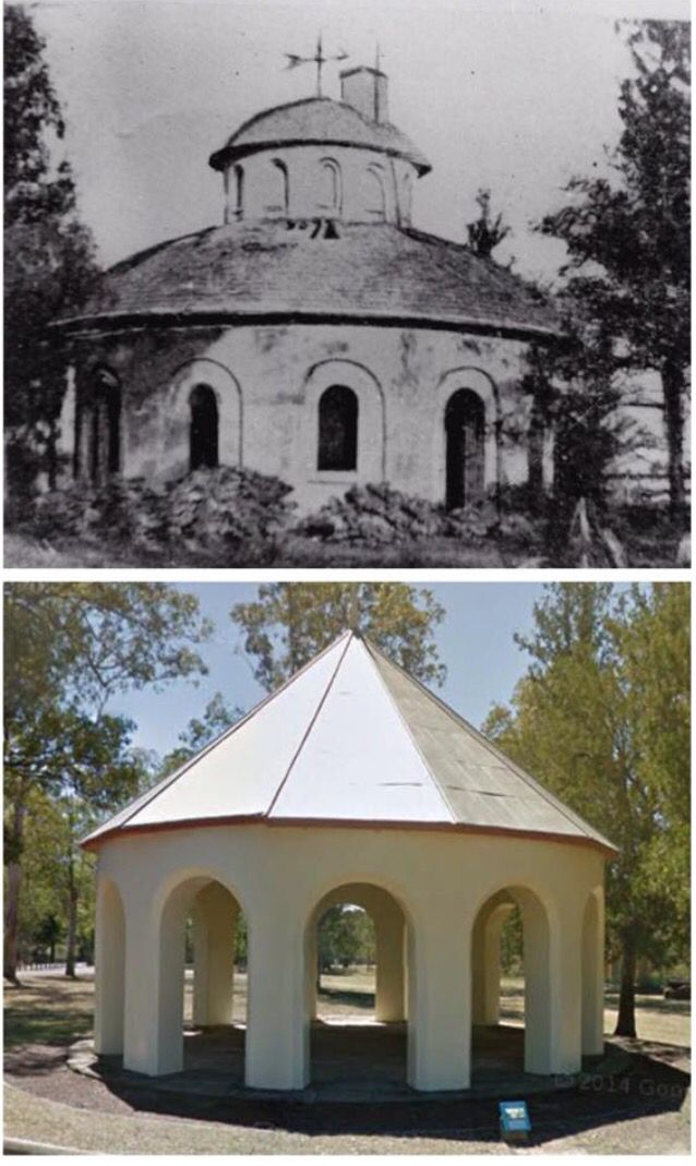 Former Governors Bath House Parramatta Park c1886>2014 [1886-parra park.com.au>2014-Google Street View/by Curt Flood]