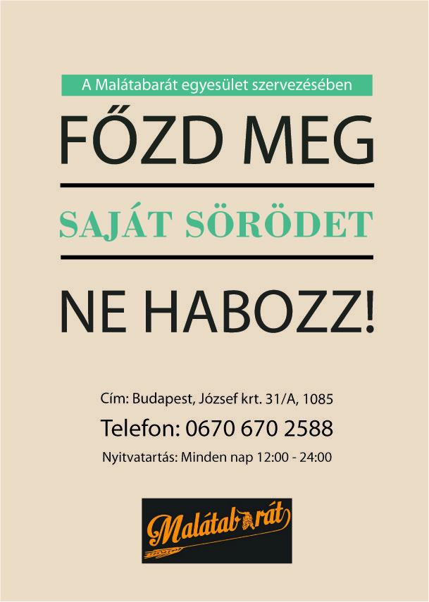 Hullár József - Plakát