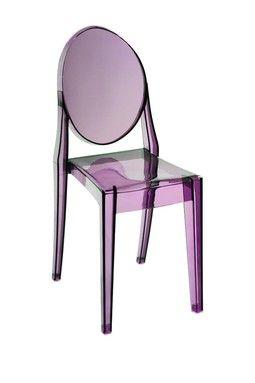 HauteLook | PANGEA/home Furniture: Phantom Purple Indoor/Outdoor Dining Chair