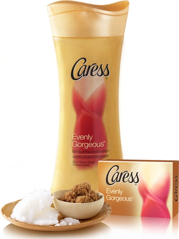 caress.