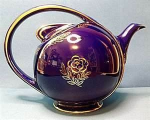 Hall Pottery Teapot