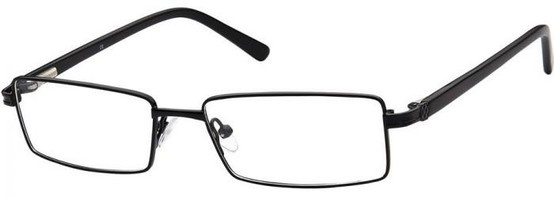 Glasses Frames Without Arms : Madrid 3D - Delightful classic look with a modern shape ...