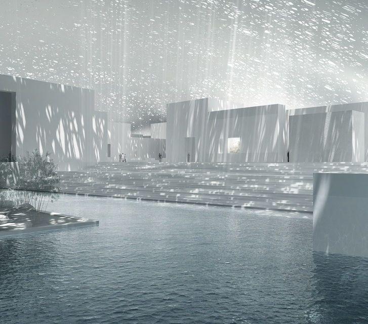 Jean nouvel pinterest perspektivisches zeichnen - Architektur zeichnen ...