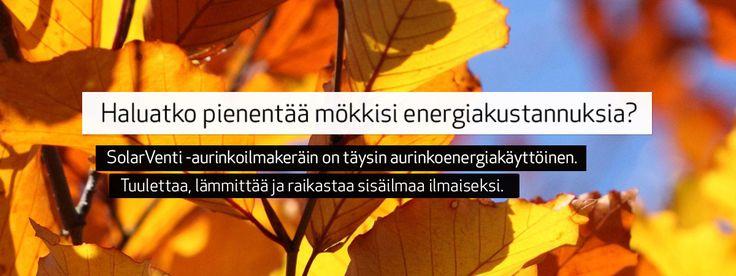 Jälleenmyyjät/Asentajat 2015 | SolarVenti