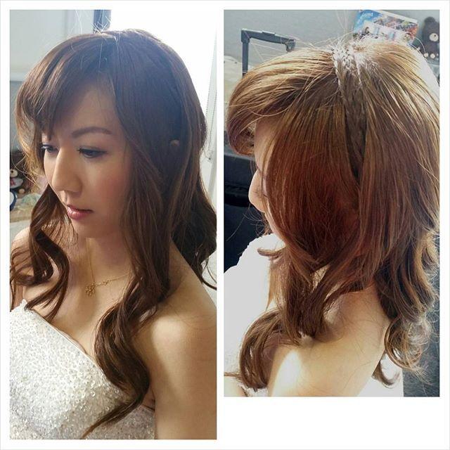 Asian wedding makeup, Bridal Hair, Asian Bridal Makeup