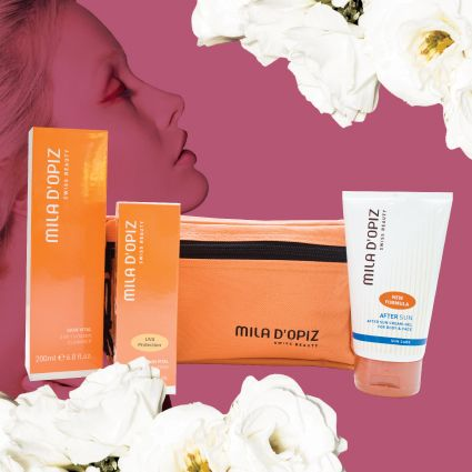 Mila d'Opiz Australia will be featuring our Suncare Range at this years Sydney International Spa & Beauty Expo. Optimal Protection. For face and body. Regenerating, soothing and moisturizing.