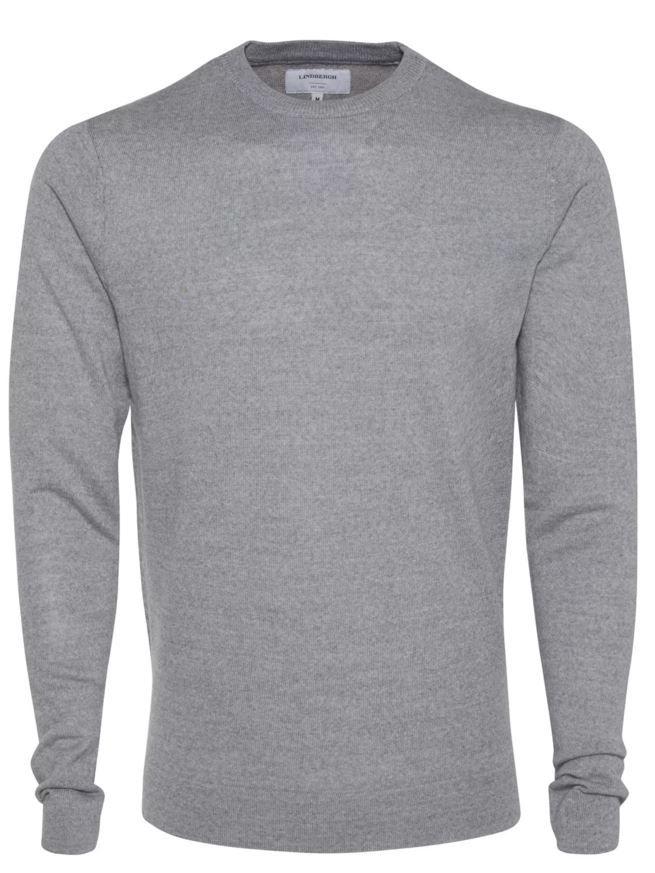 Lindbergh - Merino knit o-neck