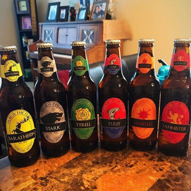 Juego De Tronos Banner Imprimible Todas Las Letras Descarga Etsy Botellas De Cerveza Juego De Tronos Imprimible