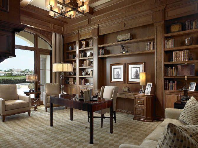 33 best high end library den suite images on pinterest for Interior designs unlimited