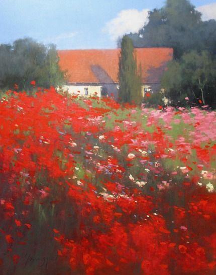 Romona Youngquist The Garden 2011