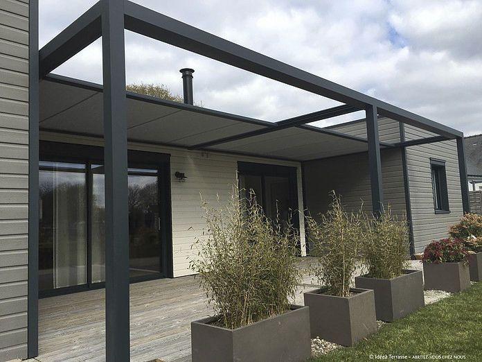 best 25 couverture terrasse ideas on pinterest. Black Bedroom Furniture Sets. Home Design Ideas