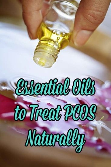 Essential oils for PCOS