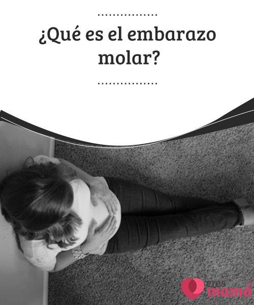 ¿Qué es el embarazo #molar?   Desafortunadamente en el #embarazo a veces aparecen #dificultades inevitables, como en el #caso del embarazo molar. Conoce más sobre el tema aquí.