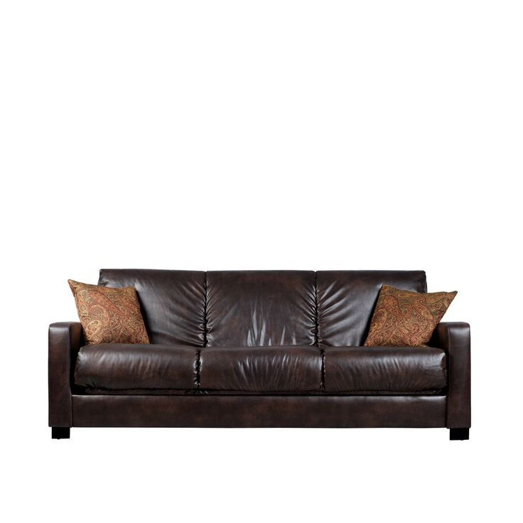 Best 25 Leather Futon Ideas On Pinterest Sofa Design