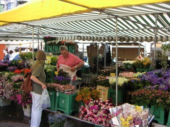 Der Winterfeldtmarkt (Mittwochs und Samstags)