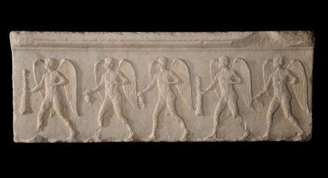 Το Μουσείο Ακρόπολης τη Τρίτη, 20 Ιουνίου, 2017, γιορτάζει τα γενέθλια του