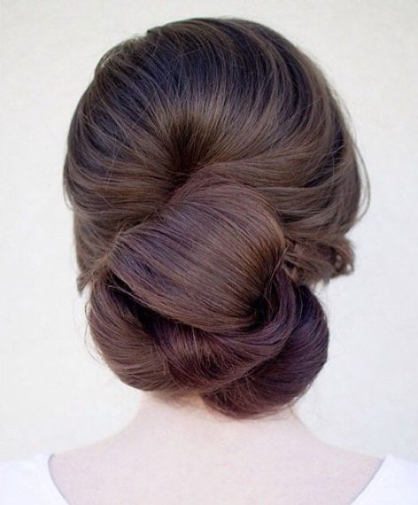 Be sure to look at different ways to create a bun, they all have their very own styles.