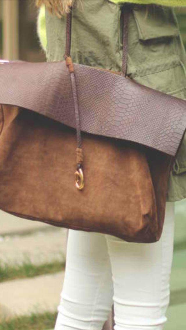 Lovely & simple bag