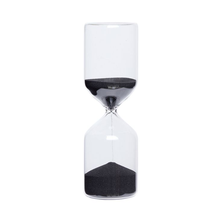 Large Hourglass, 1 hour. Product number: 640308 - Designed by Hübsch