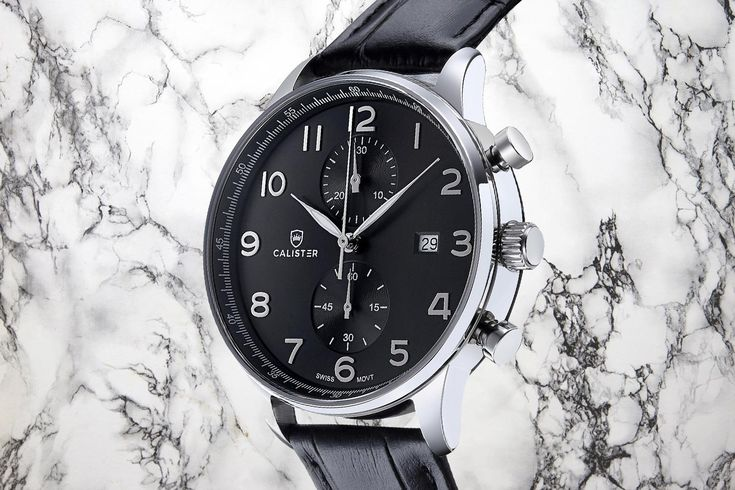 Jeu Concours : Gagnez une montre Calister Vernazza