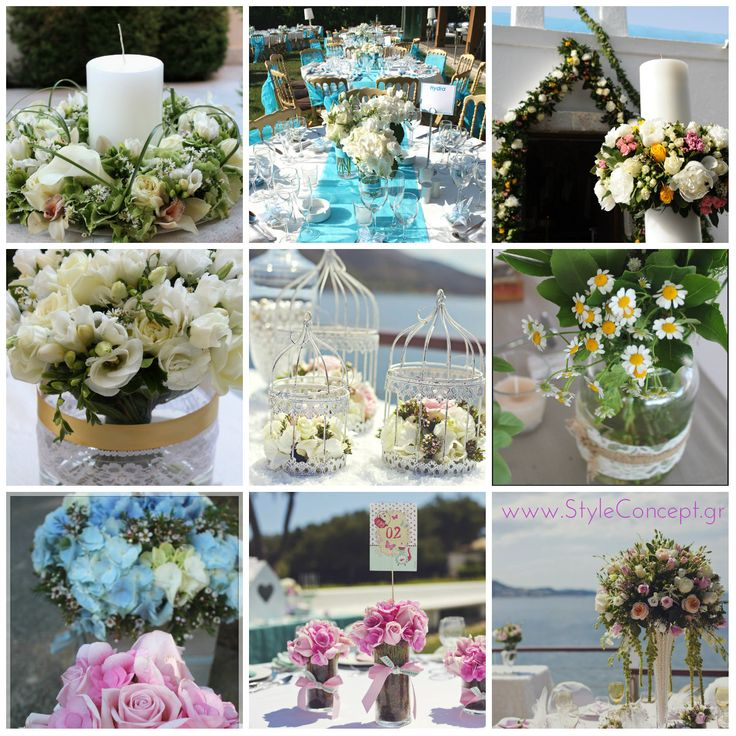 For Your Wedding Decoration,it Is Important To Choose The Colors, Style And Variety Of Flowers So That They Follow The Entire Concept And Event Design.
