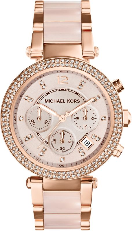 Michael Kors Parker Rose Gold ref. number MK5896